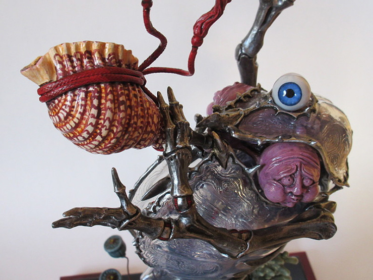 法螺貝の絶叫