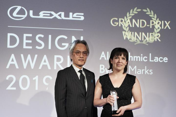 【結果速報】国際デザインコンペ「LEXUS DESIGN AWARD 2019」グランプリがミラノデザインウィークで発表/受賞の様子画像