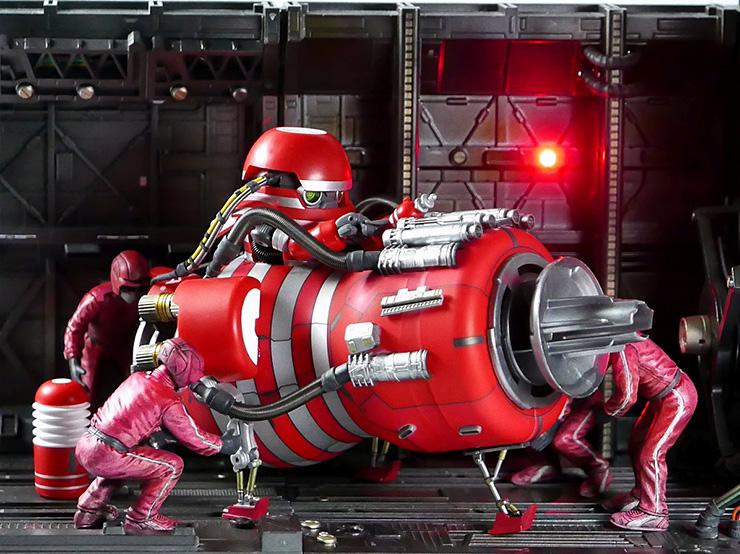 【イベント】「TENGAロボ フォトコンテスト」受賞作品展示が阪急メンズ東京で開催