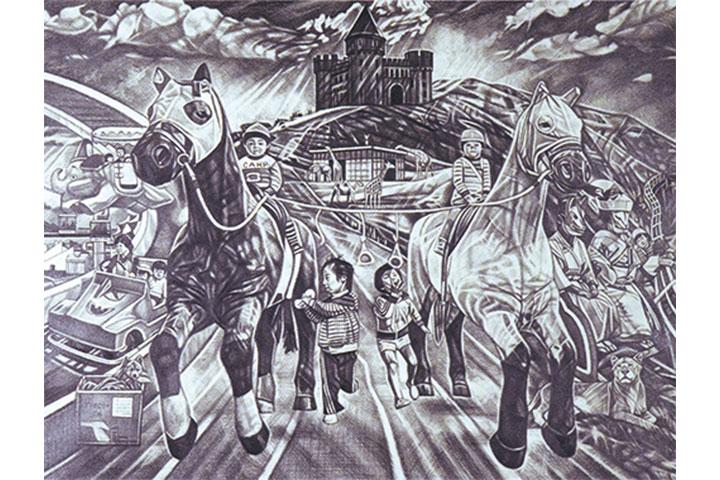 【イベント】「第5回 宮本三郎記念 デッサン大賞展」が石川・東京で開催 メイン画像
