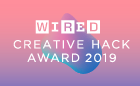 CREATIVE HACK AWARD 2019