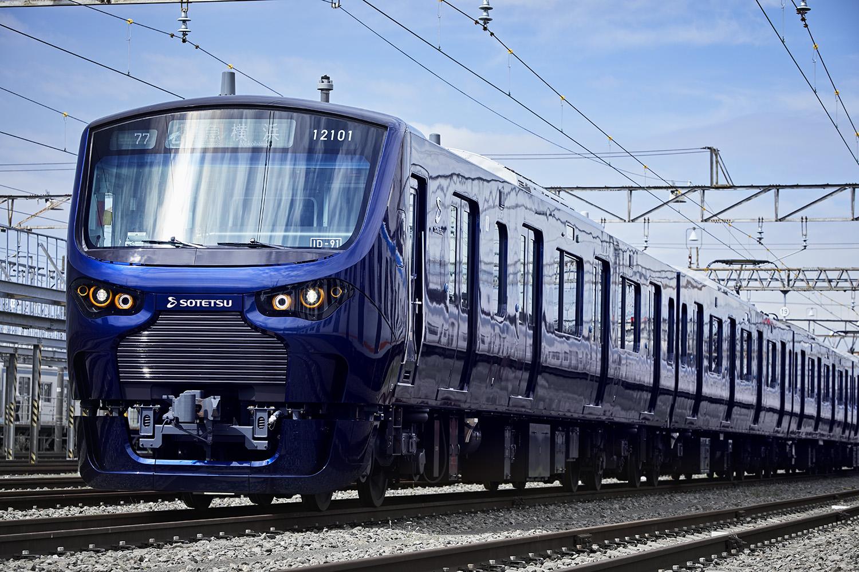2016年春にデビューした、相模鉄道9000系電車