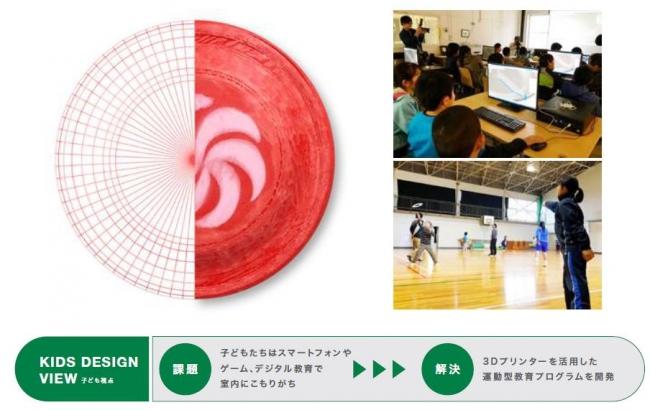 【結果速報】第13回キッズデザイン賞 最優秀賞は運動x3Dモデリングの教育プログラム