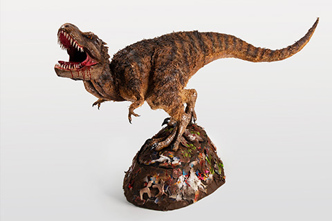 ティラノサウルス ~暴君の末路~