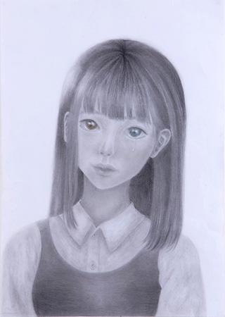 未来を見据える少女