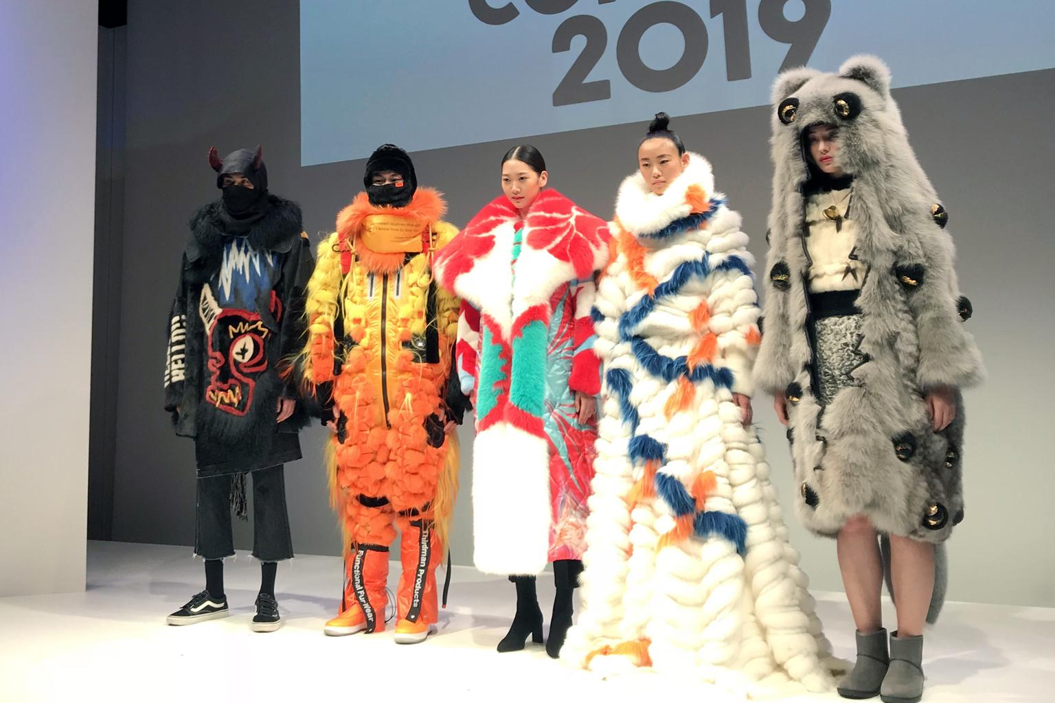 JFAファーデザインコンテスト2019、各賞受賞作品