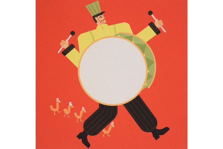 「2019イタリア・ボローニャ国際絵本原画展」 ガイア・ステッラ(イタリア)「すばらしいオーケスト ラ」画像