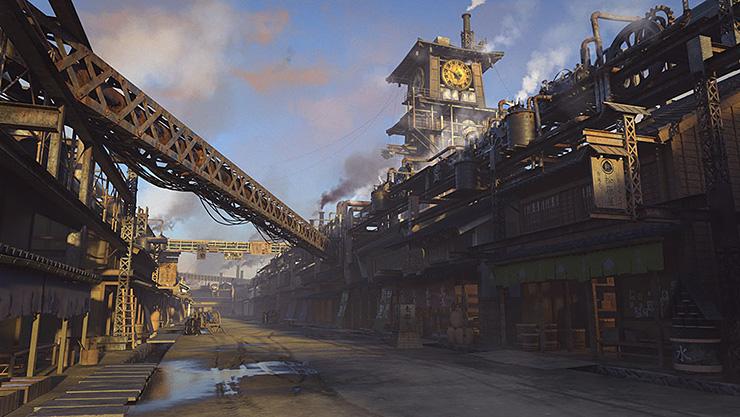 Steam Edo