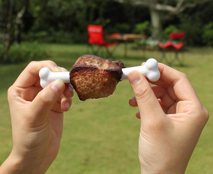COOL JAPAN PRODUCTS<br />─ マンガ肉ミートホルダー ─