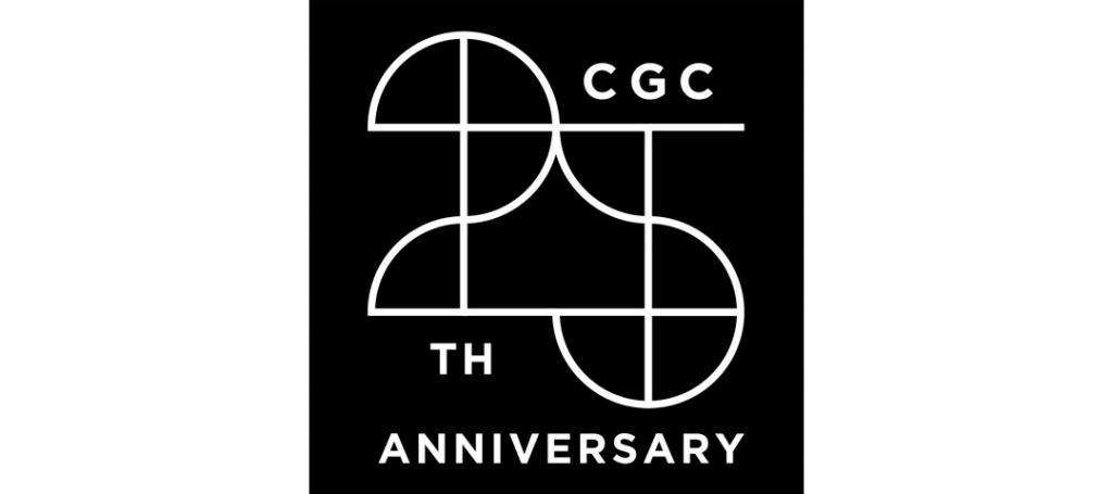 第25回学生CGコンテストロゴ