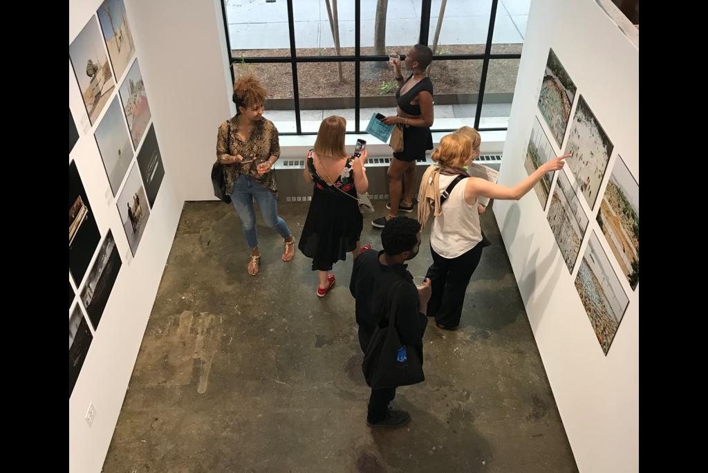 「東京国際写真コンペティション」受賞作品の展示