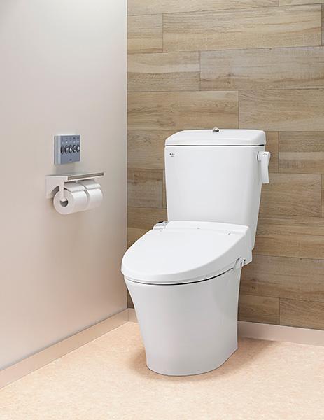 レジリエンストイレ
