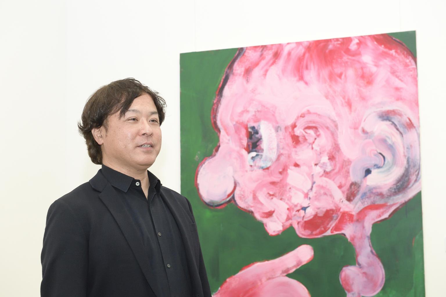 松浦清晴さん(FACE2020優秀賞)