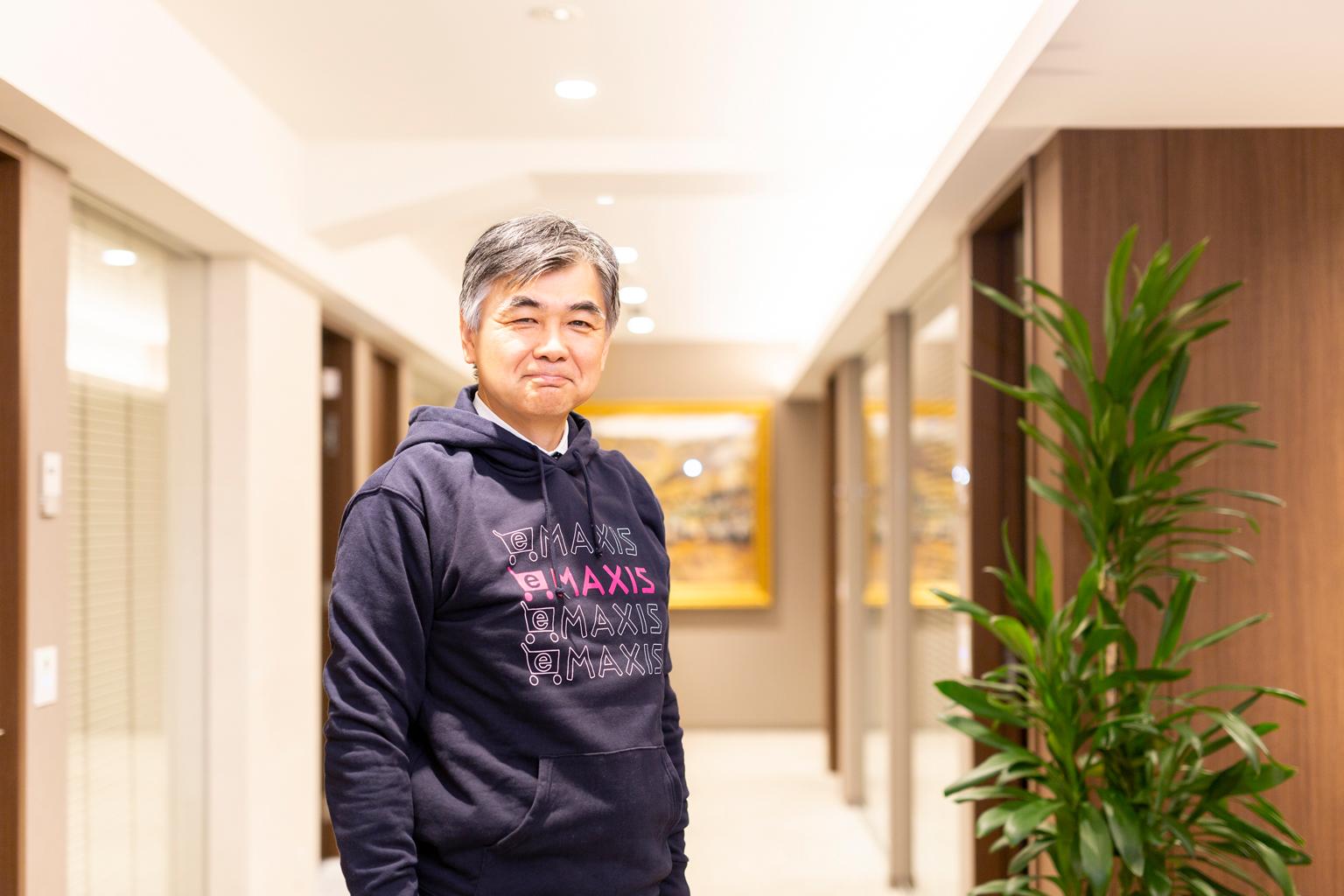 代田秀雄さん