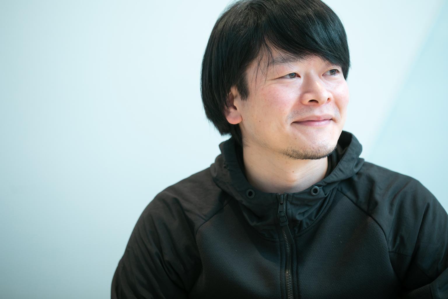 「シヤチハタ・ニュープロダクト・デザイン・コンペティション」第12回グランプリ 歌代悟さんスナップ