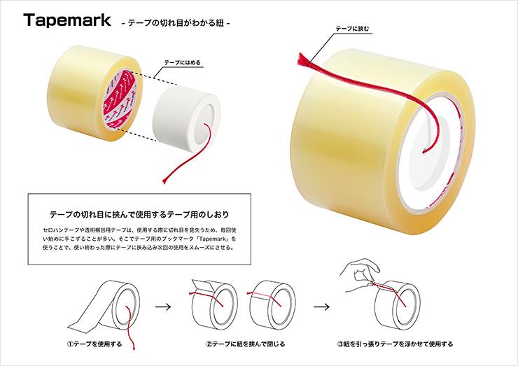 Tapemark
