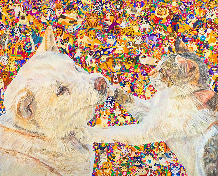 犬と猫と両方