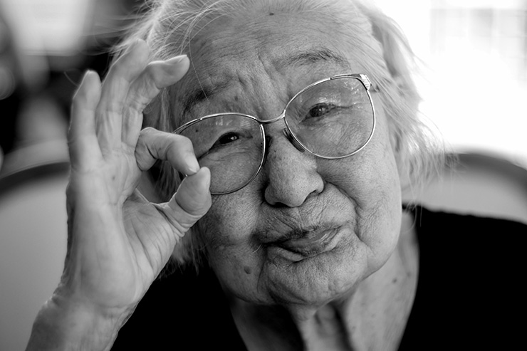 おばあちゃん95歳おめでとう