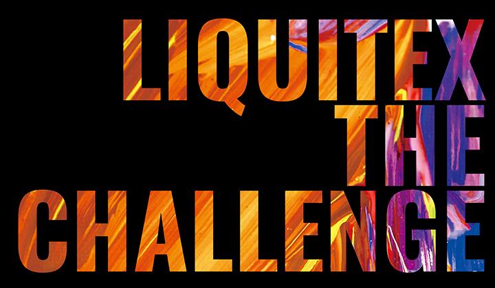 Liquitex THE CHALLENGE公式サイト