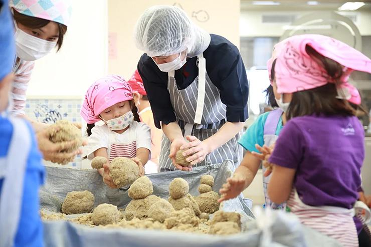 ひより保育園食育活動およびツール開発