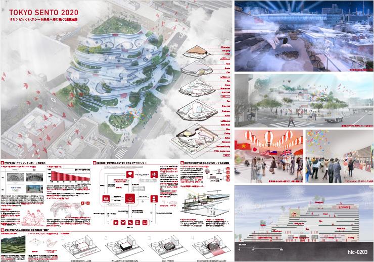TOKYO SENTO 2020 オリンピックレガシーを未来へ受け継ぐ銭湯施設