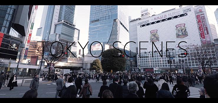 Tokyo Scenes